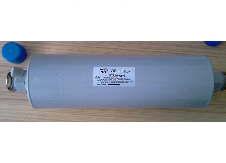 Carrier oil filter