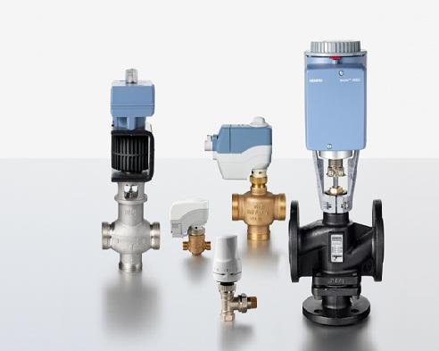 Siemens Actuator valve