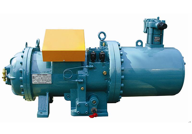 Teco Century compressor